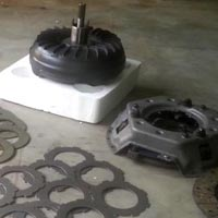 Forklift Truck Transmission Parts