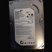 500gb Sata Seagate Hard Disk Drive