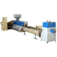 Plastic Rotomolding Machine
