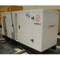Diesel Generator Sdec Sdp100s