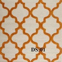 Hand Tufted Modern Loop Tile Rugs