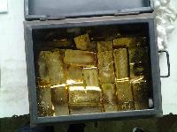 Gold Bars 99.9% Purity