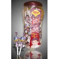 Choco Lollipop, Vanilla Lollipop