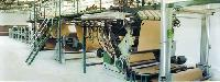 paper corrugated board making machine