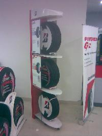 Tyre Display Racks