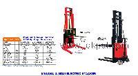 Manual & Semi Electric Stacker