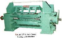 Pneumatic Veneer Lathe Machine