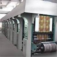 Rotogravures Printing Machine