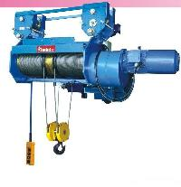 Wire Rope Hoists Repairing Service