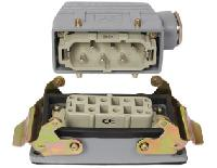 Heavy Duty Electrical Connectors 35 Amp