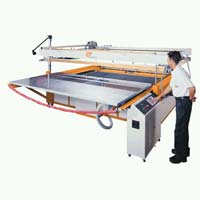 3/4 Automatic Large Format Screen Printing Machine