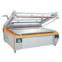 Semi Automatic Cam Shell Screen Printing Machine