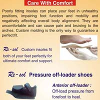 Ortho Wedge Footwear