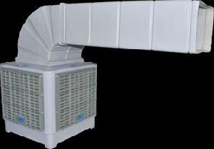 Centrally Cooling Systems - Duct
