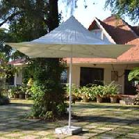 Gazebo Shape Garden Umbrellas
