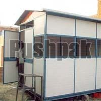 Outdoor Steel Fabricated Shelter