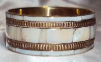Mother Of Pearl Bangle-04