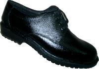 Alert Leather Safety Shoes