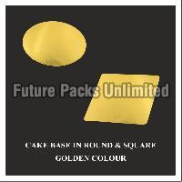 Golden Cake Base Board