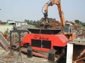 Aluminum Recycling Machine