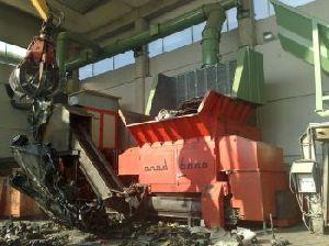Metal Recycling Machine
