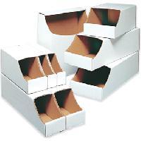 corrugated storage paper boxes