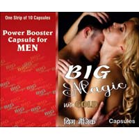 Power Booster Capsule for Men