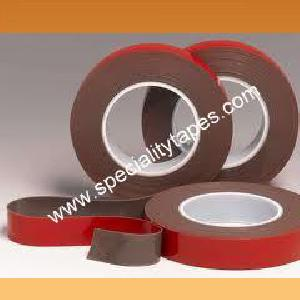 Acrylic Foam Tapes (Glazing & Cladding Tapes)