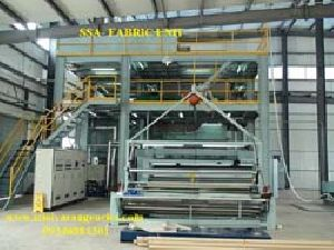 Spunbond Non Woven Production Line