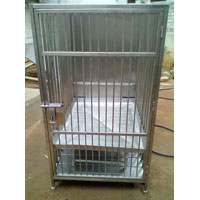 Stainless Steel Dog Kennel