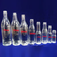 Soft Drinks PET Bottles