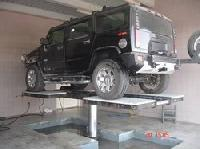 Tyre Rest Washing Lift