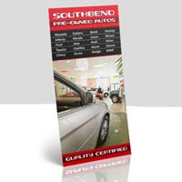 Tent Card Designing and Printing
