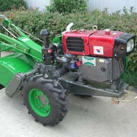 Anand Gn-15l Di Power Tiller(rotary Tiller)