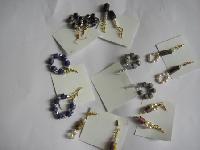 Paper Beaded Earring