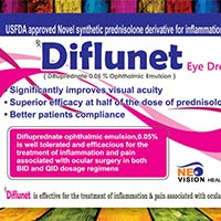 Diflunet Eye Drops