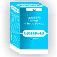 Neobrim-tm Eye Drops
