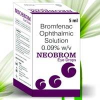 Neobrom Eye Drops
