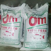Fish Feed Pellets
