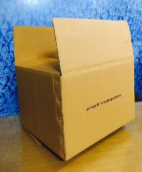 5 Ply Golden Yellow Carton Boxes (Pack of 10)
