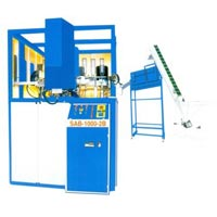Automatic Bottle Making Machine