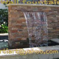 Wall Hanging Water Stone Fountains