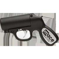 Black Pepper Spray Gun