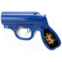 Sky Blue Pepper Spray Gun