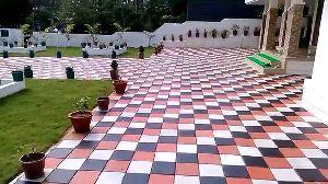 Interlocking Floor Tiles