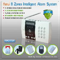 Wireless Security Alarm System,  Wireless Home Alarm System