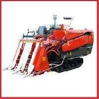 Harvesting Machines