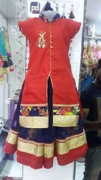 girls readymade garments