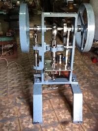 Camphor Tablet Machine