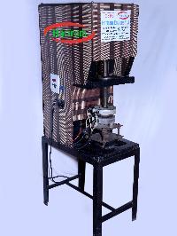Semi Automatic Dona Machine Single Die